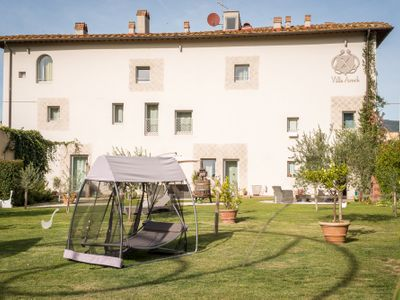 sale meeting e location eventi Florence - Villa Aruch
