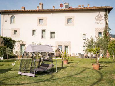 sale meeting e location eventi Firenze - Villa Aruch