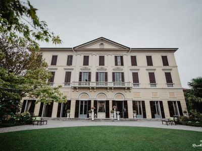 sale meeting e location eventi Como - Villa Parravicini Revel