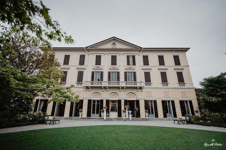 Villa Parravicini Revel foto 1