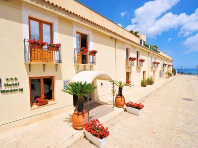 sale meeting e location eventi Castellammare del Golfo - Hotel al Madarig