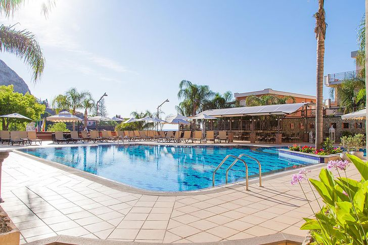 Diamond Resort Naxos Taormina foto 19