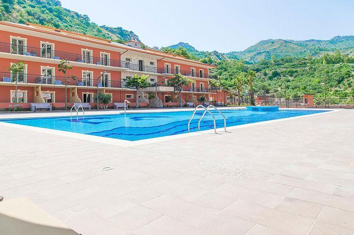 Diamond Resort Naxos Taormina foto 1