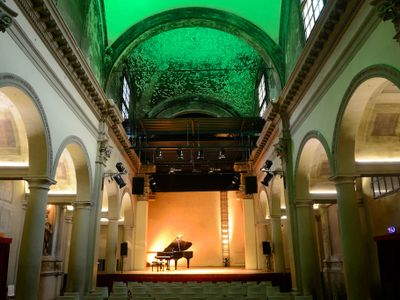 sale meeting e location eventi Bologna - Ex-Chiesa Teatro San Leonardo