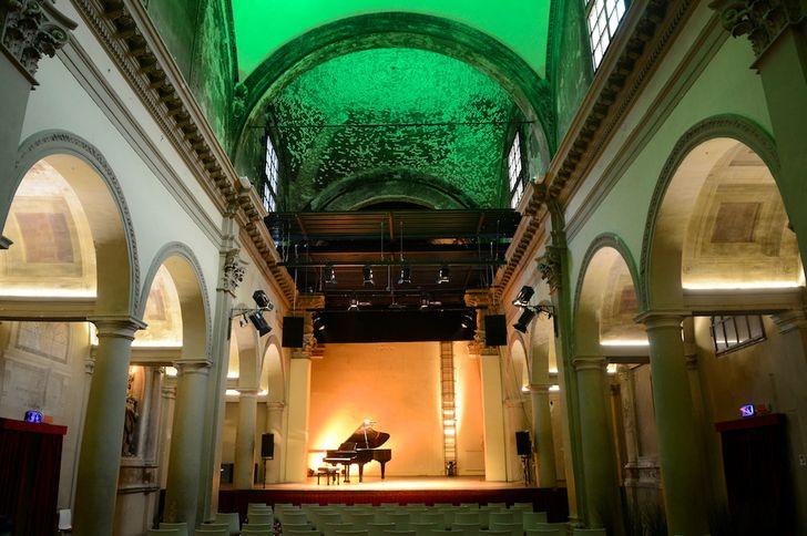 Ex-Chiesa Teatro San Leonardo foto 1