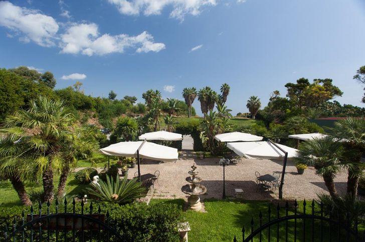Hotel Villa D'Amato foto 6