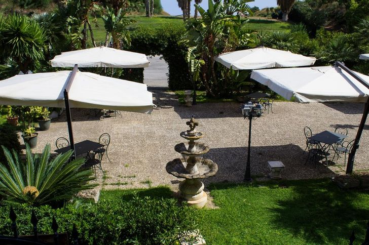 Hotel Villa D'Amato foto 7