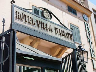 sale meeting e location eventi Palermo - Hotel Villa D'Amato