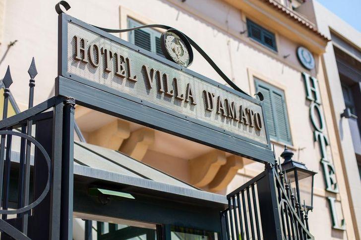 Hotel Villa D'Amato foto 1