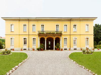 sale meeting e location eventi Inveruno - Villa Verganti Veronesi
