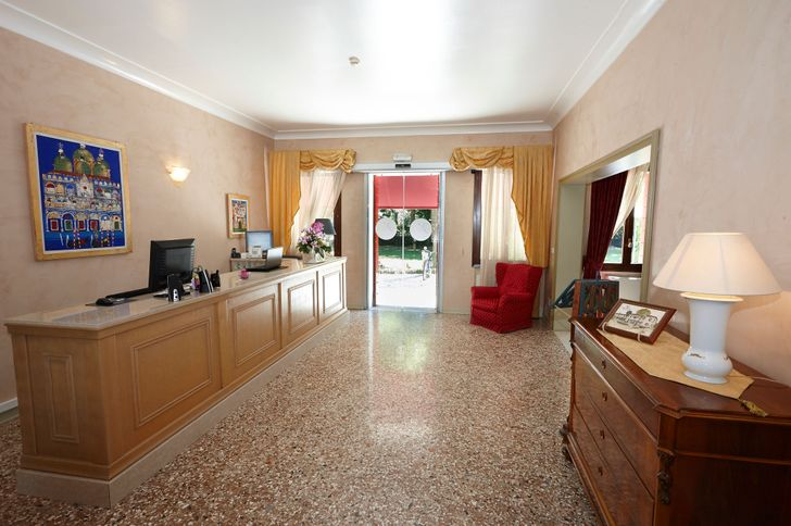 Villa Patriarca Hotel foto 2