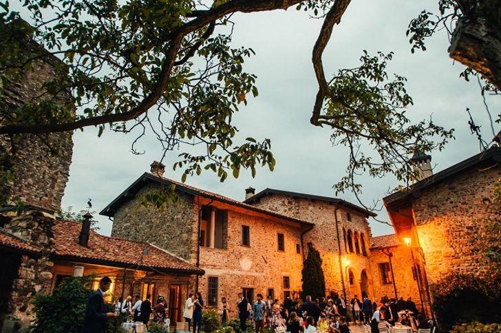 Castello di Cernusco Lombardone foto 1