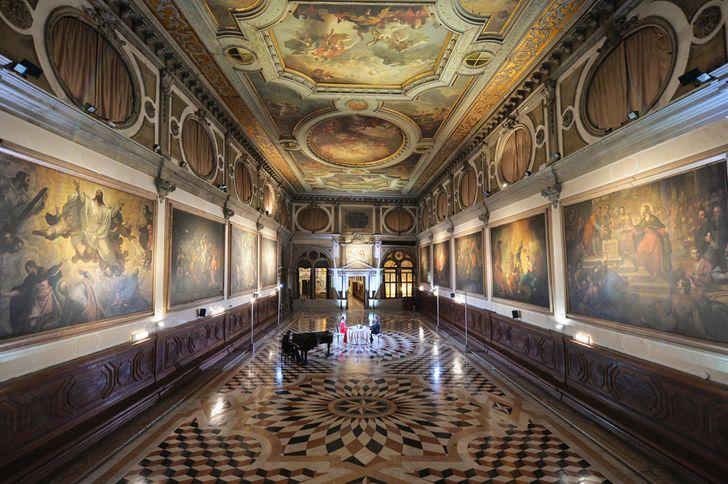 Museo Scuola Grande San Giovanni Evangelista foto 18