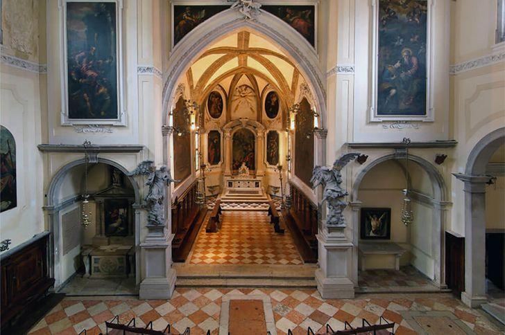 Museo Scuola Grande San Giovanni Evangelista foto 20