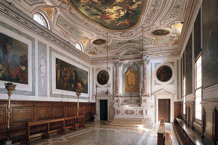 Museo Scuola Grande San Giovanni Evangelista foto 12