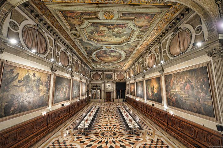 Museo Scuola Grande San Giovanni Evangelista foto 14