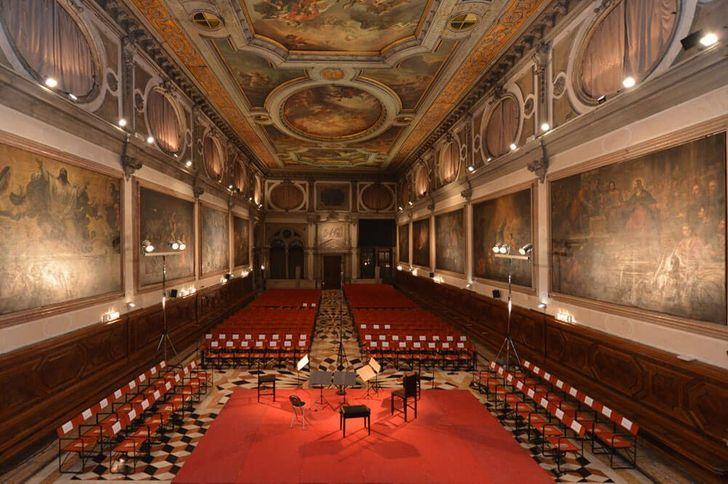 Museo Scuola Grande San Giovanni Evangelista foto 1