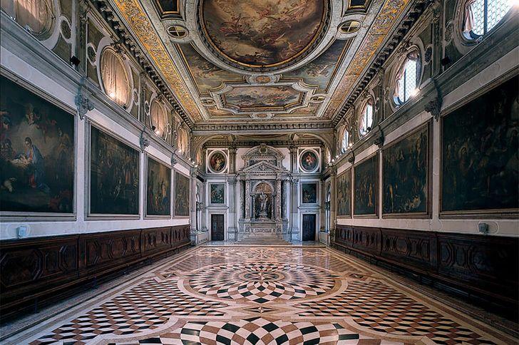 Museo Scuola Grande San Giovanni Evangelista foto 13