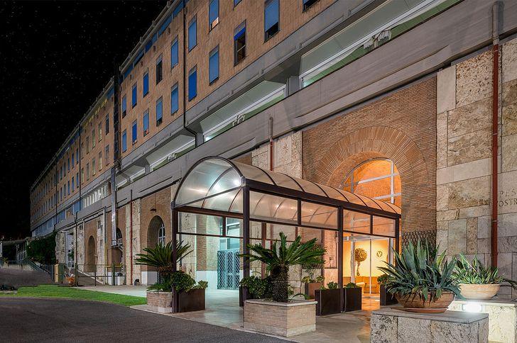 Hotel Villa Eur Parco dei Pini foto 1