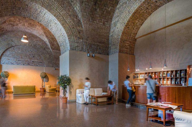 Hotel Villa Eur Parco dei Pini foto 4
