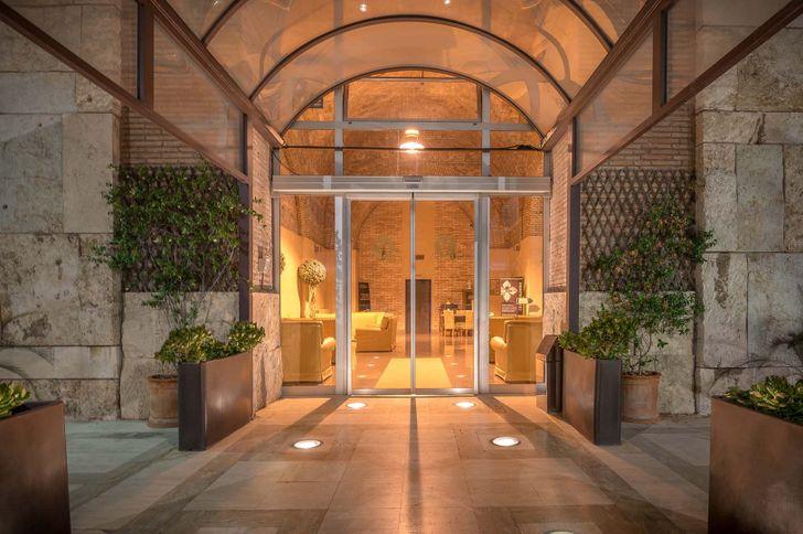 Hotel Villa Eur Parco dei Pini foto 2