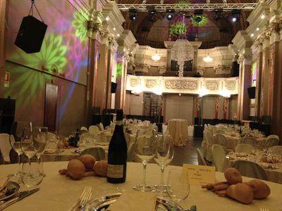 Servizi per Meeting ed eventi Torino - il Coriandolo
