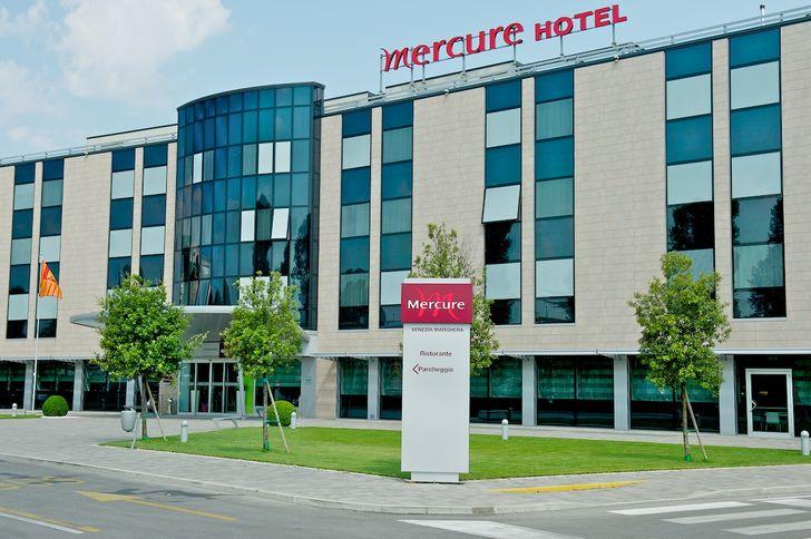 Hotel Mercure Venezia Marghera foto 1