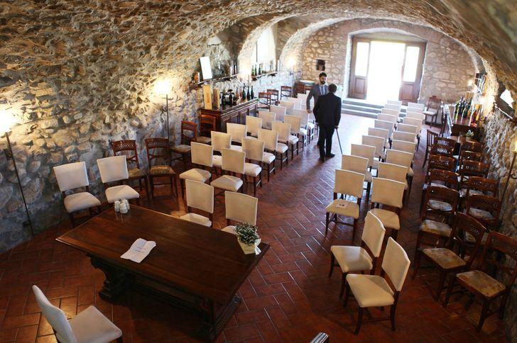 Podere Castel Merlo foto 9