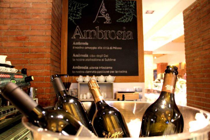 Ristorante Ambrosia foto 8