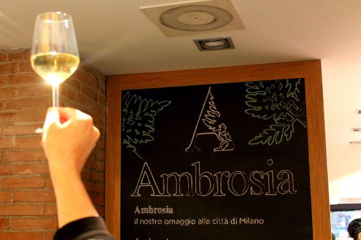 Ristorante Ambrosia foto 7