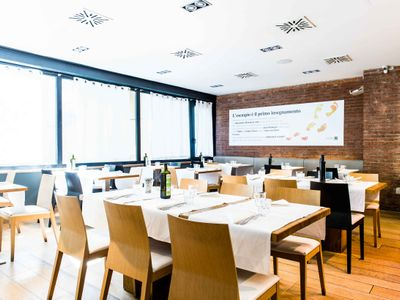 sale meeting e location eventi Milano - Ristorante Ambrosia
