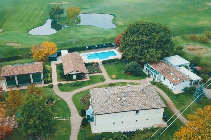Relais Villa Abbondanzi foto 1