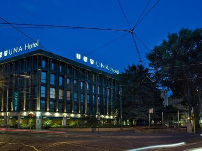 sale meeting e location eventi Milan - UNAHOTELS Cusani Milano