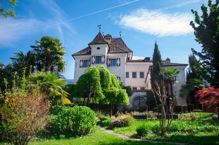 Hotel Castel Rundegg foto 1