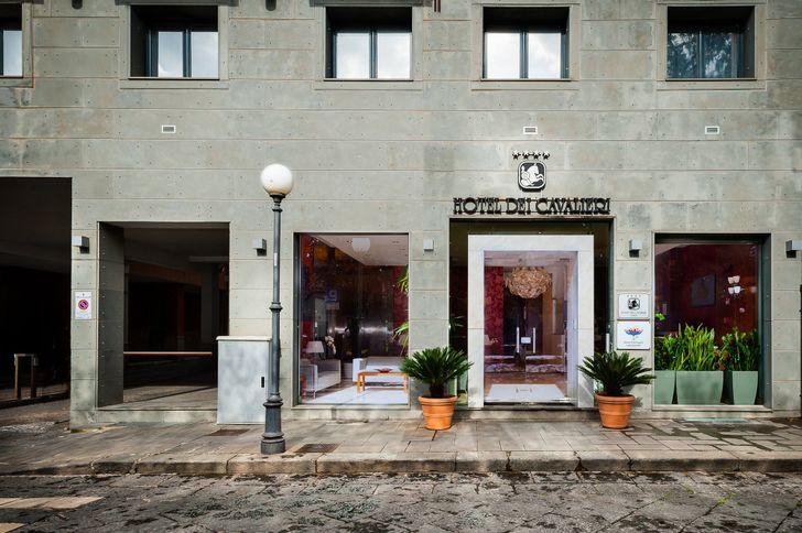 Hotel dei Cavalieri - La Reggia foto 1