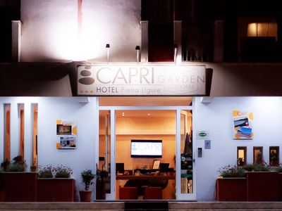 sale meeting e location eventi Pietra Ligure - Hotel Capri