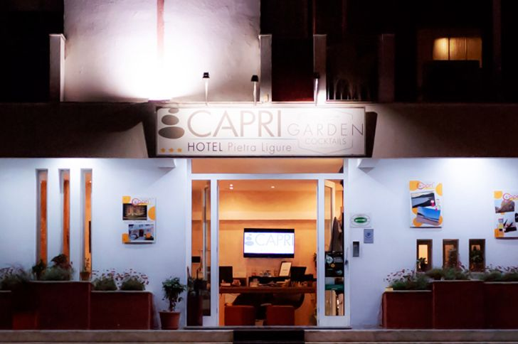 Hotel Capri  foto 1