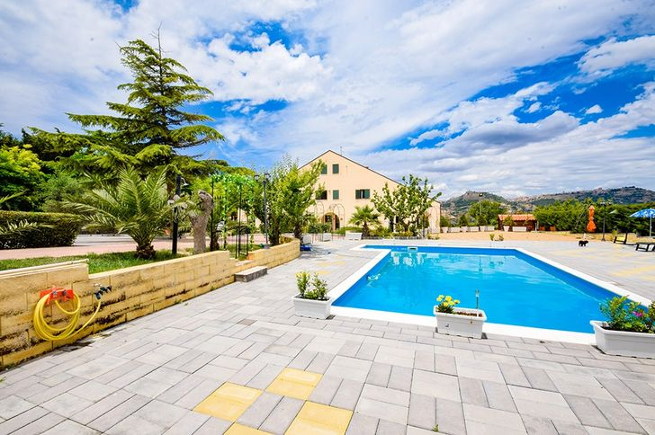 Villa Belvedere by Pergusa foto 6