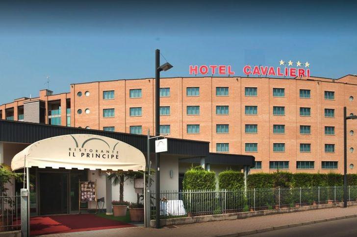 Hotel Cavalieri foto 1