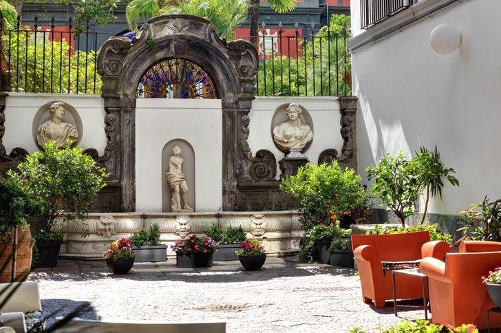 Hotel Piazza Bellini foto 1
