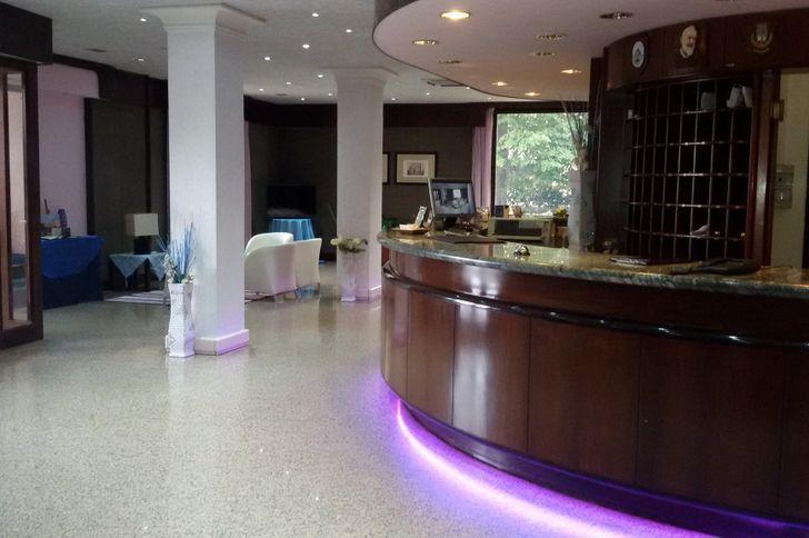 Hotel de la Ville & Centro Congressi foto 1