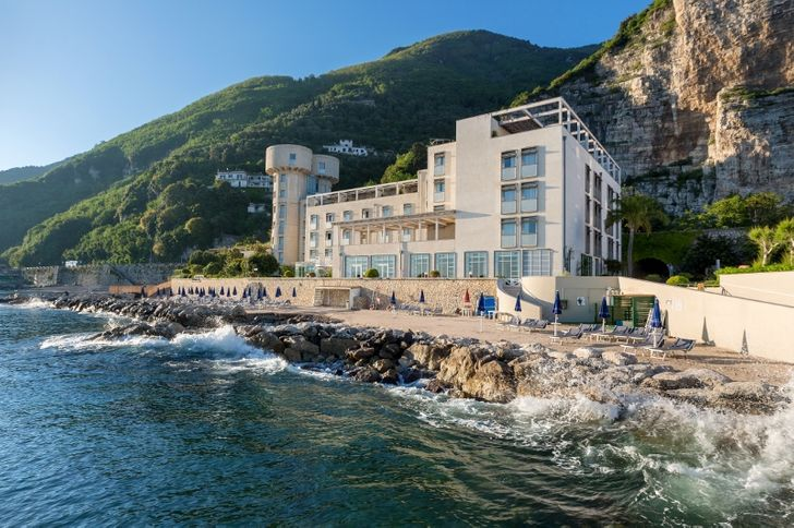 Towers Hotel Stabiae Sorrento Coast foto 1