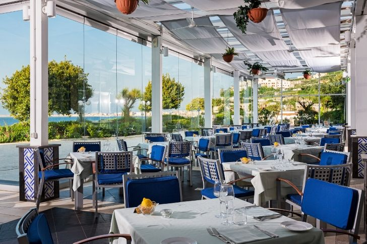 Towers Hotel Stabiae Sorrento Coast foto 7
