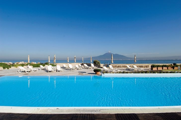 Towers Hotel Stabiae Sorrento Coast foto 10
