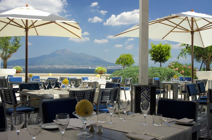 Towers Hotel Stabiae Sorrento Coast foto 14