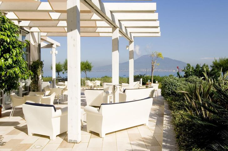 Towers Hotel Stabiae Sorrento Coast foto 5