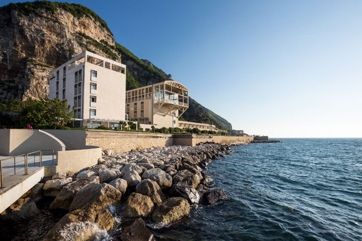 Towers Hotel Stabiae Sorrento Coast foto 2