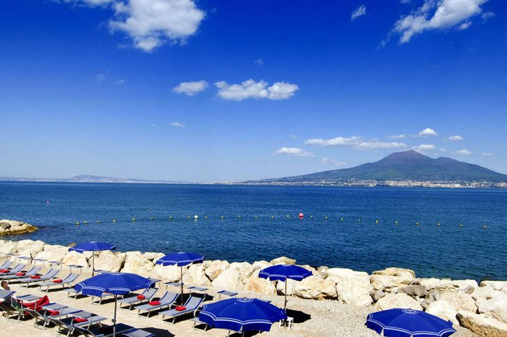 Towers Hotel Stabiae Sorrento Coast foto 9