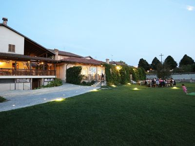 sale meeting e location eventi Cherasco - Il Giardino di Ghilot