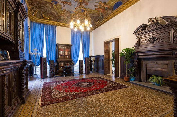Palazzo Gio Carlo Brignole foto 6